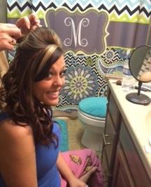 Bridal Hair Style