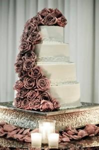 claire wedding cake